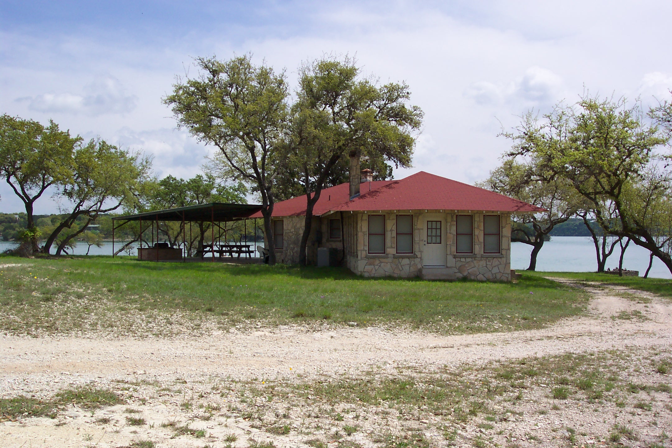 Cabins on Private Beach and Private Boat Launch, Medina ...